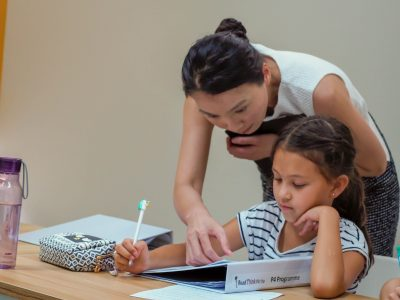 Primary English and composition writing