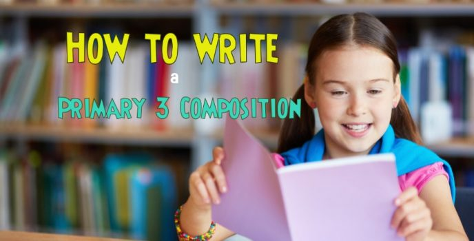 Learn the key writing skills to write a Primary 3 English composition