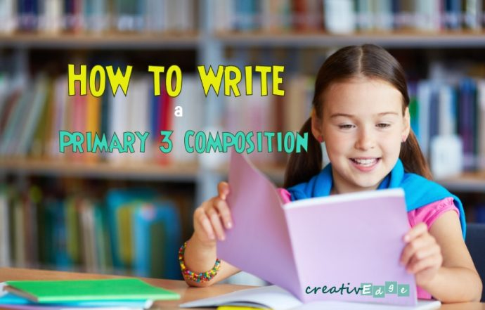 Learn the key writing skills for Primary 3 English composition